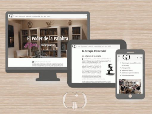 Gabinete Garoz Project – Corporative Website