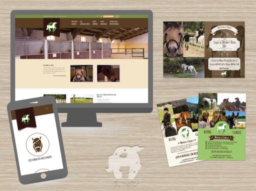 El Trote Project – Responsive Website