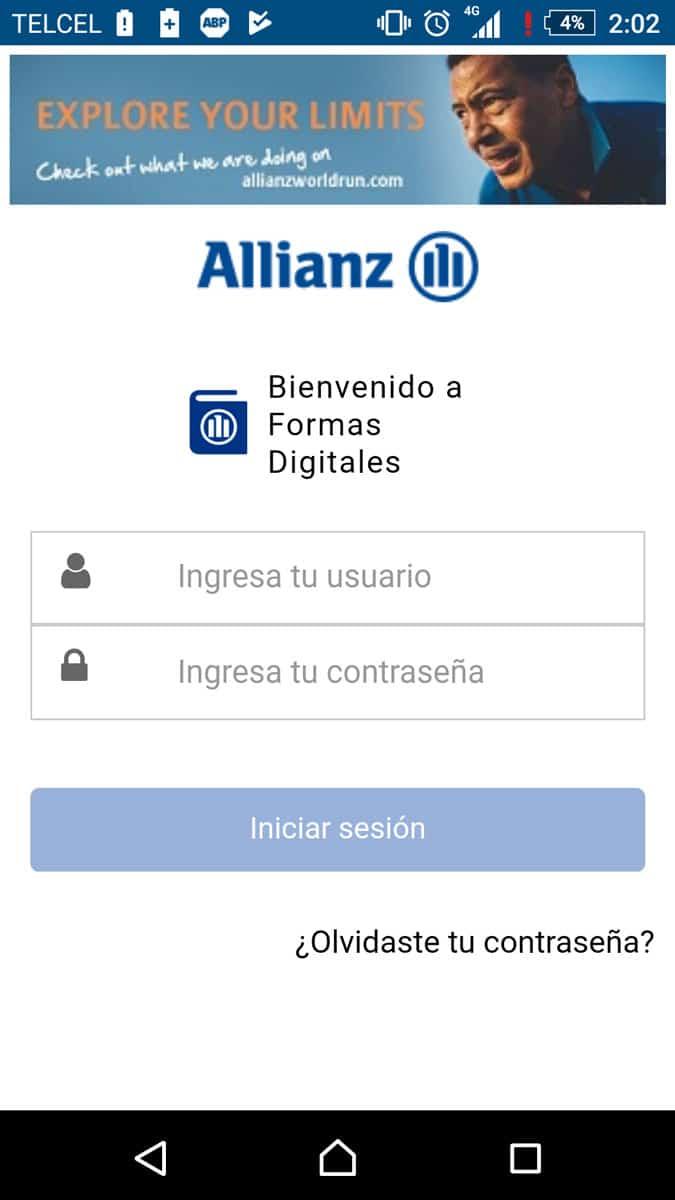 App Allianz